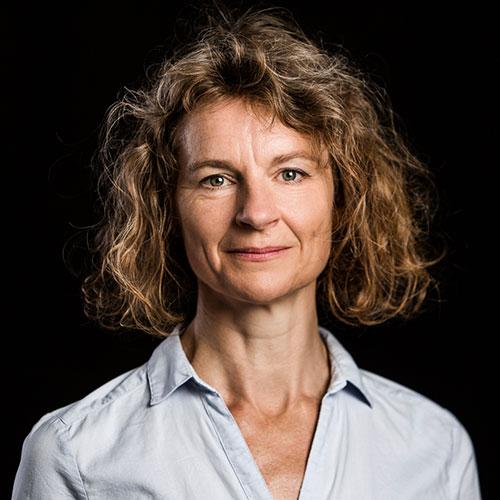 Portræt af Mette Birkedal Bruun