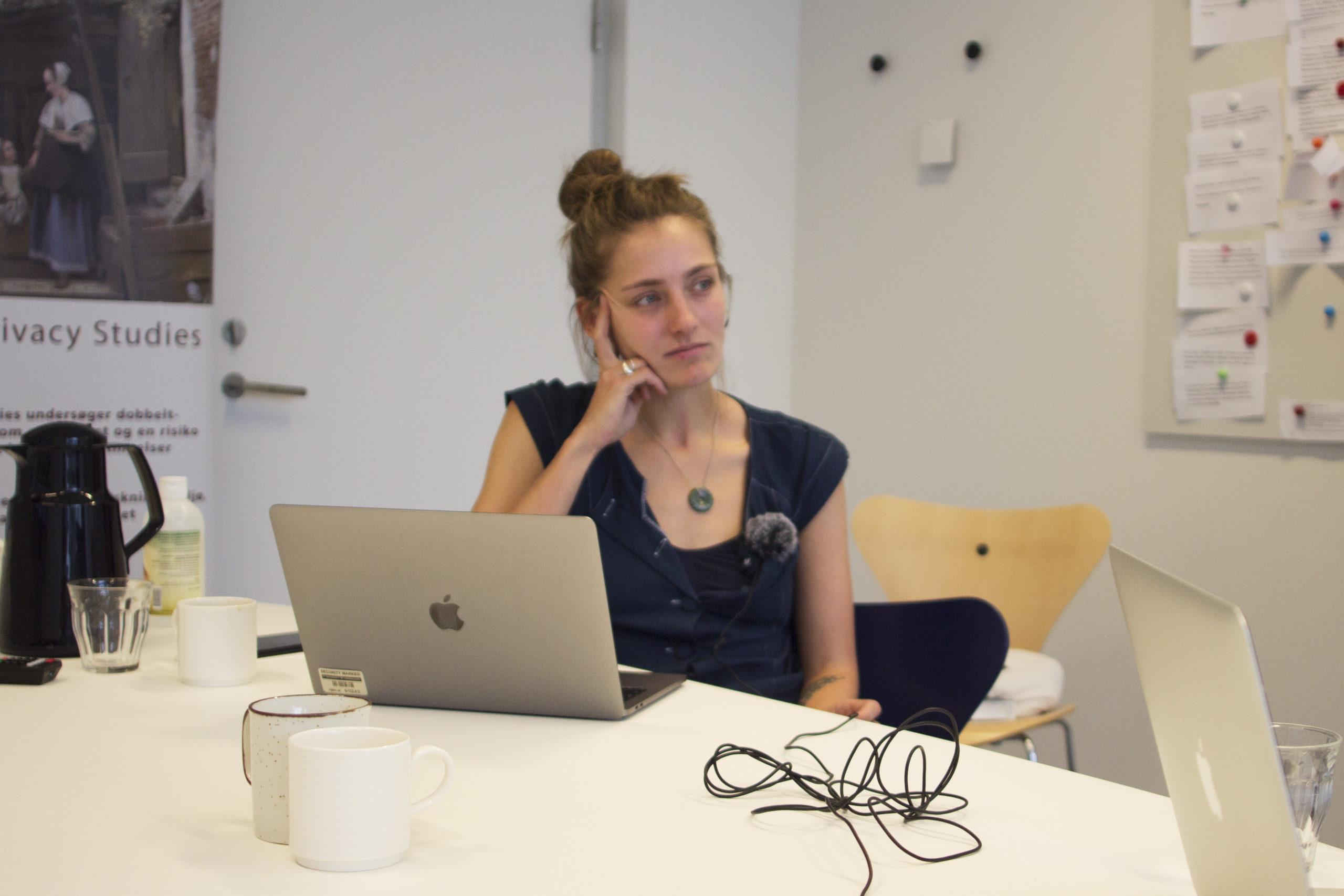 Billede til indlægget Portræt: Ph.d.-studerende ved ITU Katja de Neergaard.