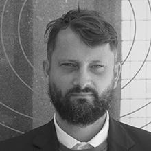 Portræt af Lars Cyril Nørgaard