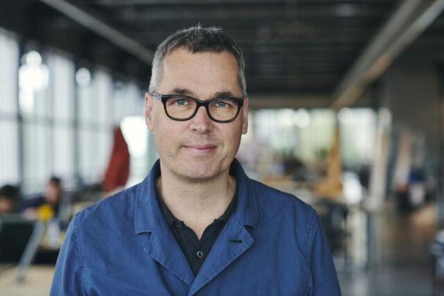 Portræt: Arkitekt og professor ved Det Kongelige Akademi Peter Thule Kristensen