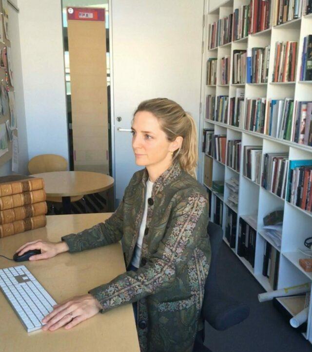 Portræt: Lektor ved SAXO-instituttet på Københavns Universitet Karen Vallgårda